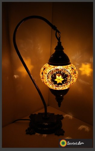 Stehlampe M / Gold / (Art: MS-003)