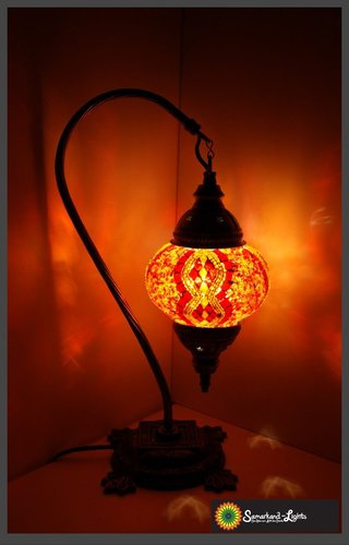 Stehlampe M / Orange / (Art: MS-004)