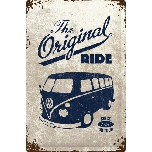 VW Bulli - The Orginal Ride